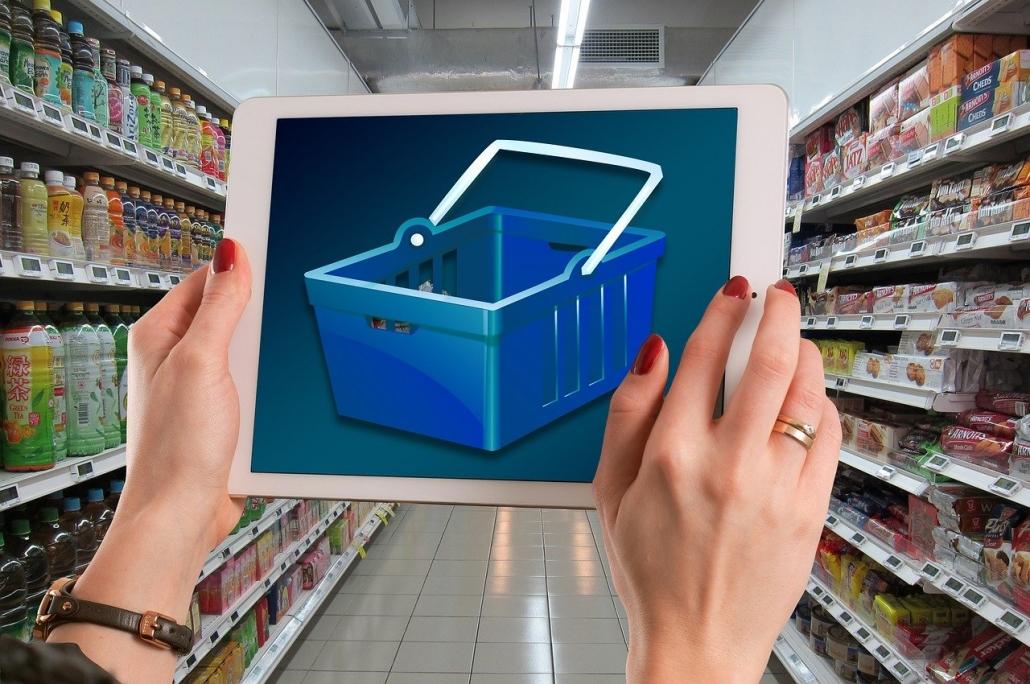 merchandising app